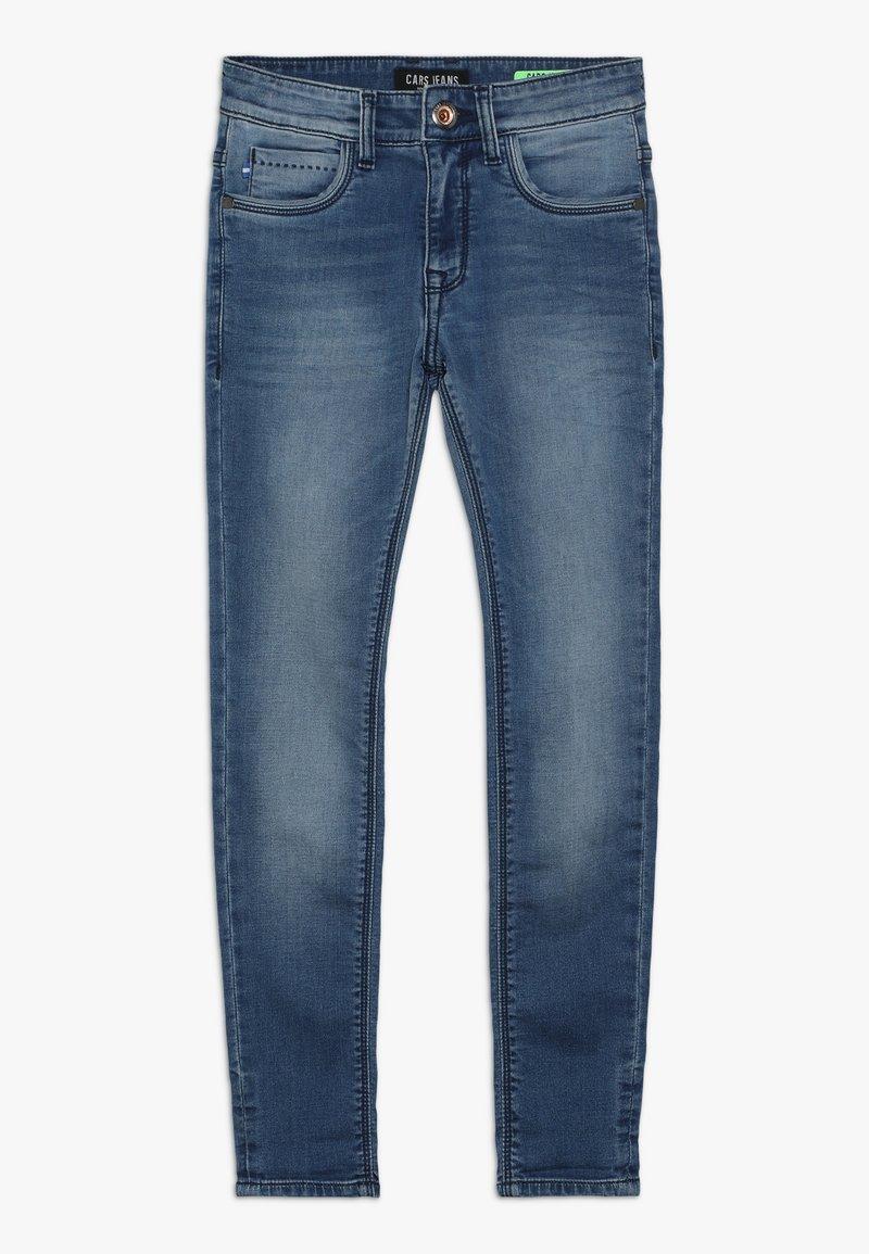 Cars Jeans - BURGO - Slim fit jeans - blue denim