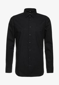 Seidensticker - SLIM FIT - Formal shirt - schwarz - 4