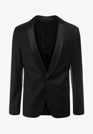 BELLAC - Suit jacket - black