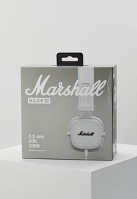 Marshall - MAJOR III EIN-TASTEN-FERNBEDIENUNG MIT MIKROFON - Headphones - white - 4