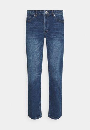 Džíny Slim Fit - worn indigo