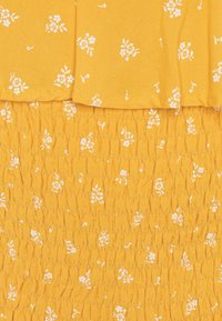 Abercrombie & Fitch - SMOCKED MATCH - Top - yellow - 2