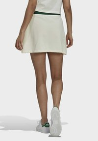 adidas Originals - TENNIS LUXE SKIRT ORIGINALS - Minijupe - off white - 1