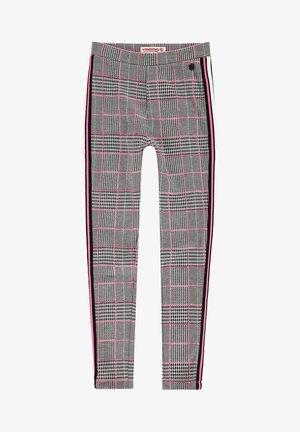 SARLISE LEO  - Leggings - Trousers - pink/black