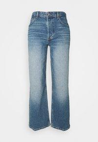 Boyish - MIKEY WIDE LEG - Jeans a zampa - mirror - 0