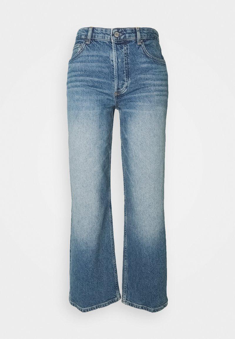 Boyish - MIKEY WIDE LEG - Jeans a zampa - mirror
