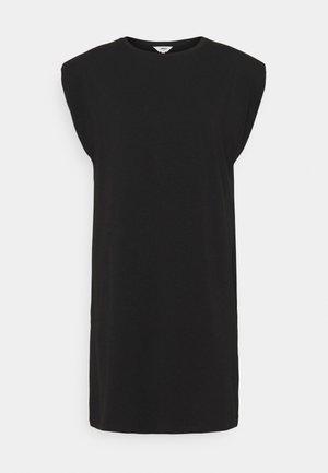 OBJSTEPHANIE JEANETTE  - Sukienka z dżerseju - black