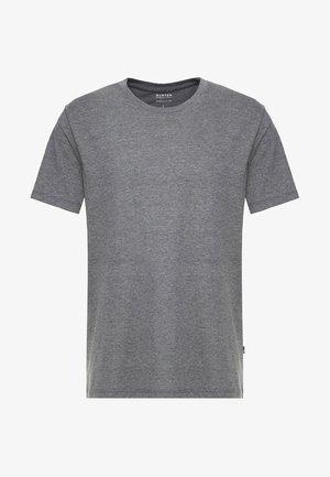 BASIC CREW  - Camiseta básica - charcoal