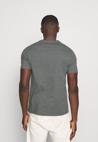 Levi's® - VNECK - T-shirts print - charcoal heather - 2