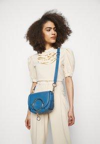See by Chloé - Mara bag - Across body bag - moonlight blue - 1