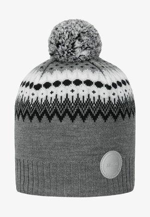 TUNTURISSA - Beanie - melange grey