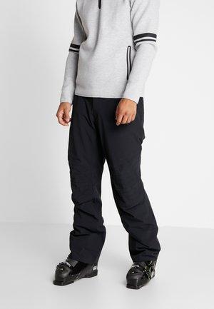 REBELS PANTS - Pantalon de ski - black