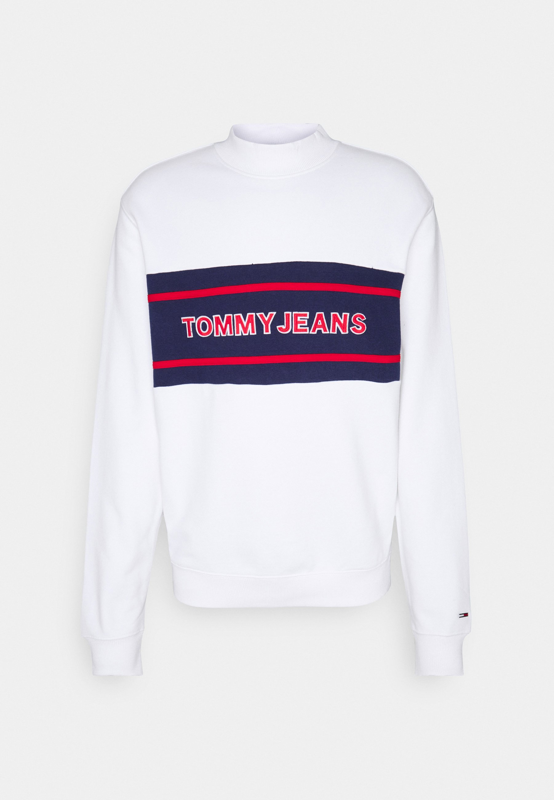 Women TJM TOMMY BAND MOCK NECK UNISEX - Zip-up sweatshirt