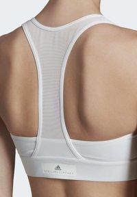 adidas by Stella McCartney - ESSENTIALS BRA - Sport BH - white - 5