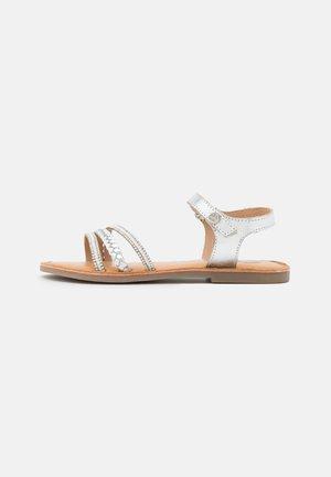CADY - Sandals - plata