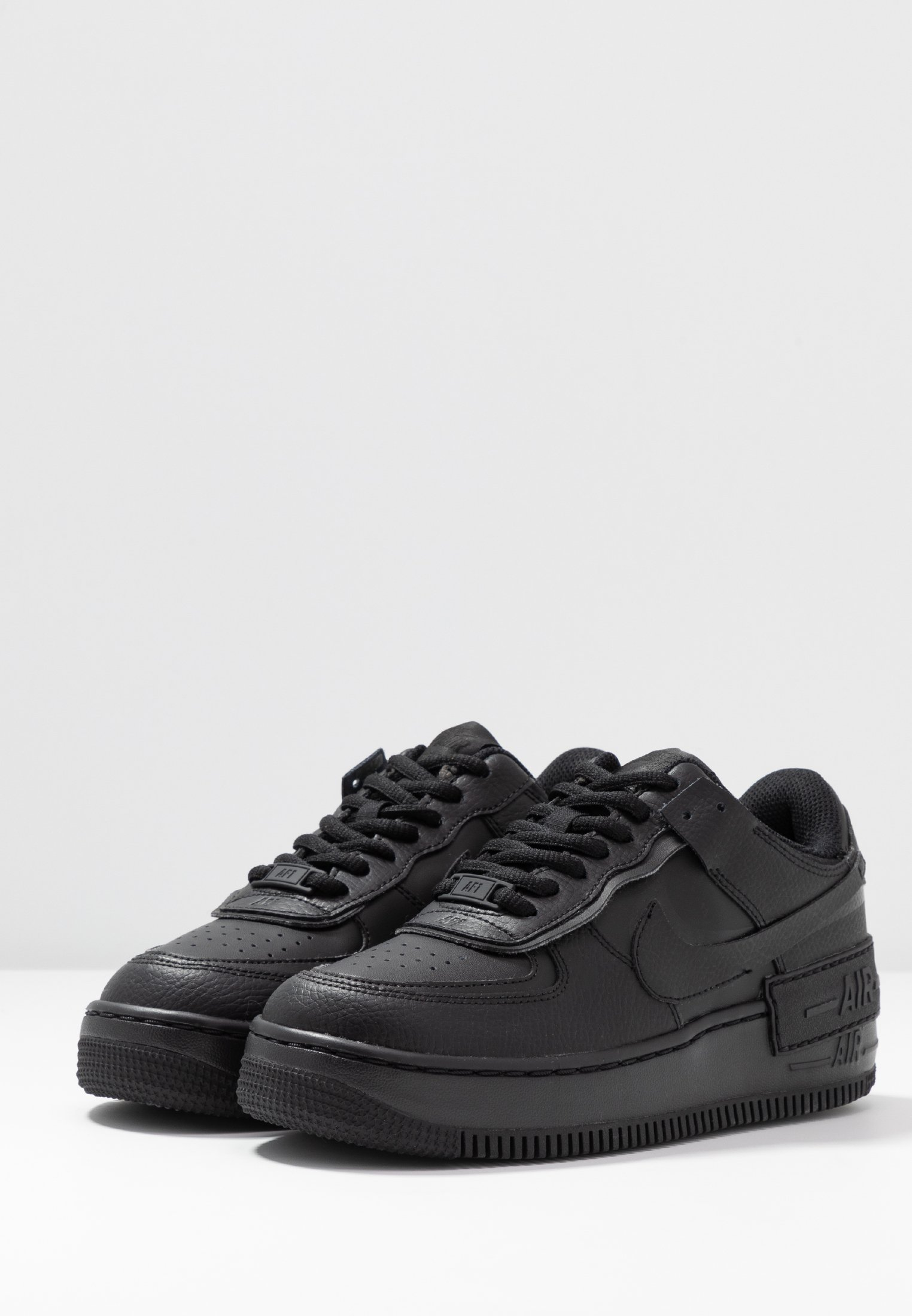 Nike Sportswear AIR FORCE 1 SHADOW Joggesko blacksvart