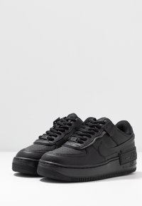Nike Sportswear - AIR FORCE 1 SHADOW - Sneaker low - black - 4