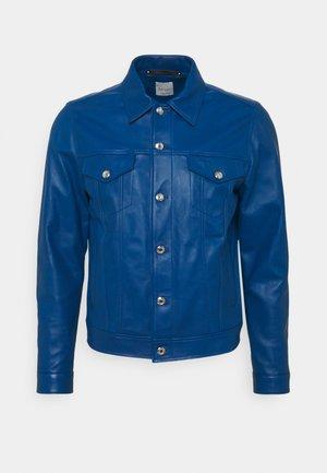 STYLE JACKET - Leren jas - royal blue