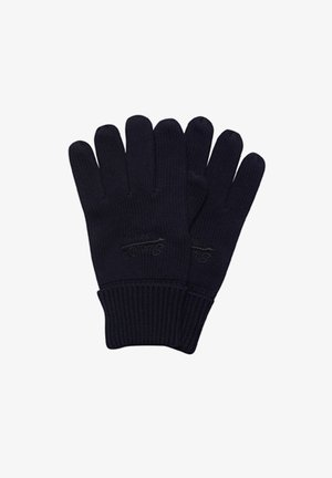 VINTAGE LOGO CLASSIC - Gloves - eclipse navy/black grit