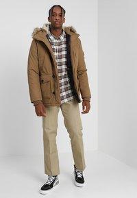 Superdry - EVEREST - Winter coat - flaxon - 1
