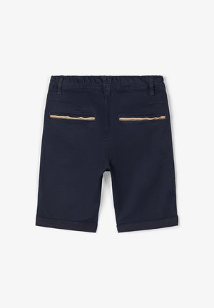 NAME IT CHINOSHORTS SLIM FIT - Shorts - dark sapphire