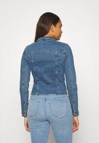 ONLY - ONLWESTA DESTROY JACKET - Denim jacket - medium blue denim - 2