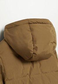 Mango - LORENZO - Winter coat - okker - 2