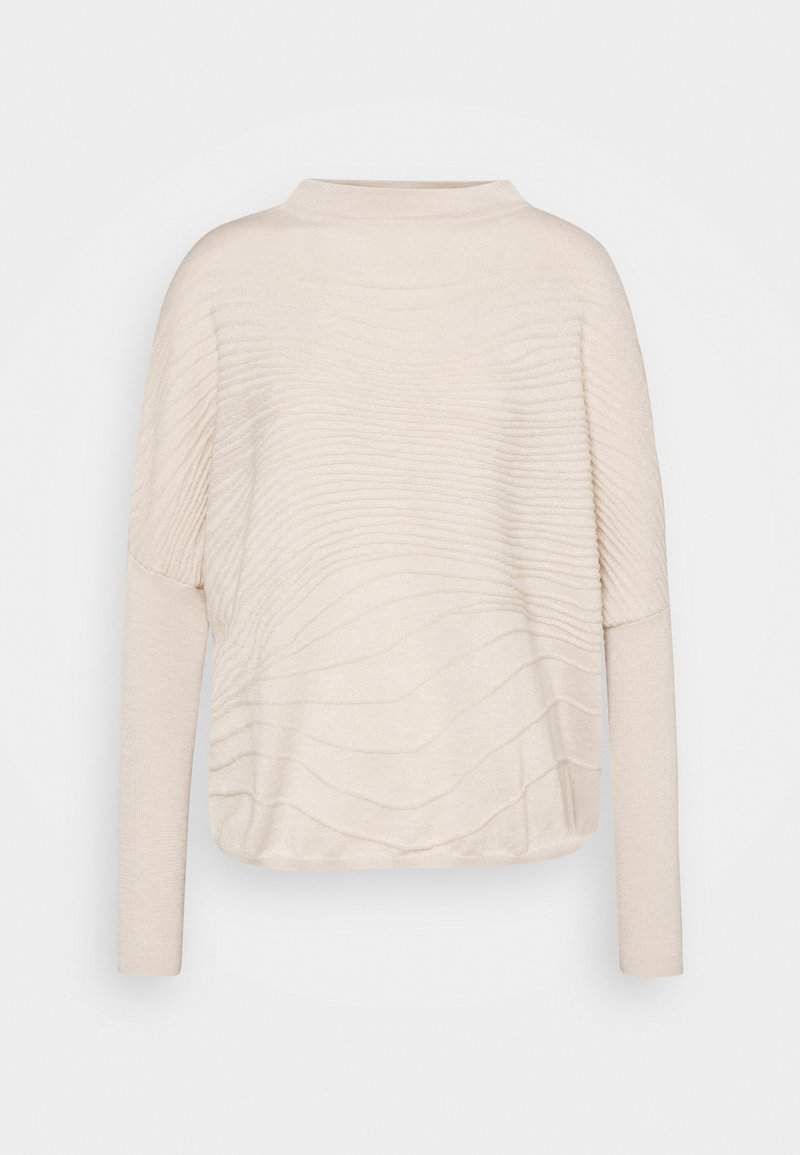 someday. - TENDAI - Pullover - ivory