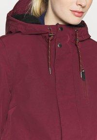 O'Neill - WANDERLUST JACKET - Snowboard jacket - windsor wine - 5