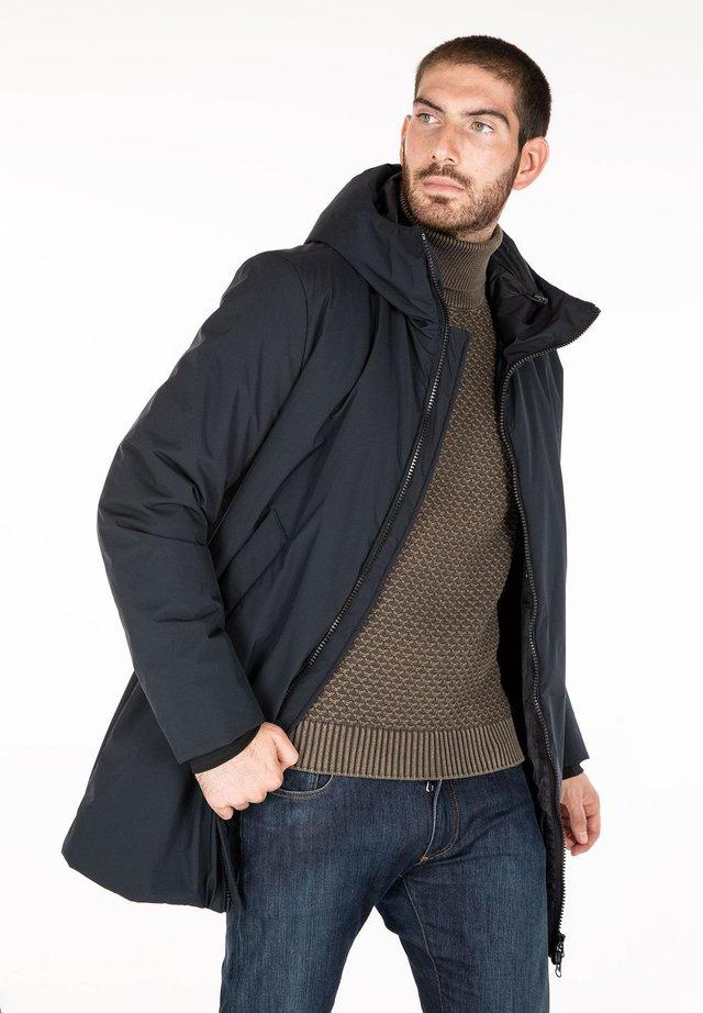 SEOUL  - Cappotto invernale - black