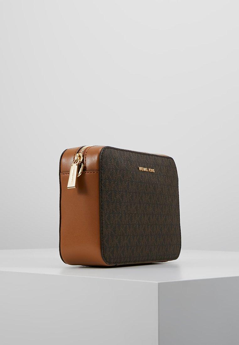 Michael Kors Camera Bag - Umhängetasche Brown/braun