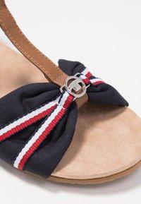 TOM TAILOR - Sandals - navy - 2