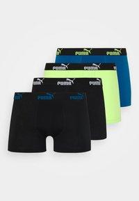 BASIC PROMO 4 PACK - Pants - petrol blue
