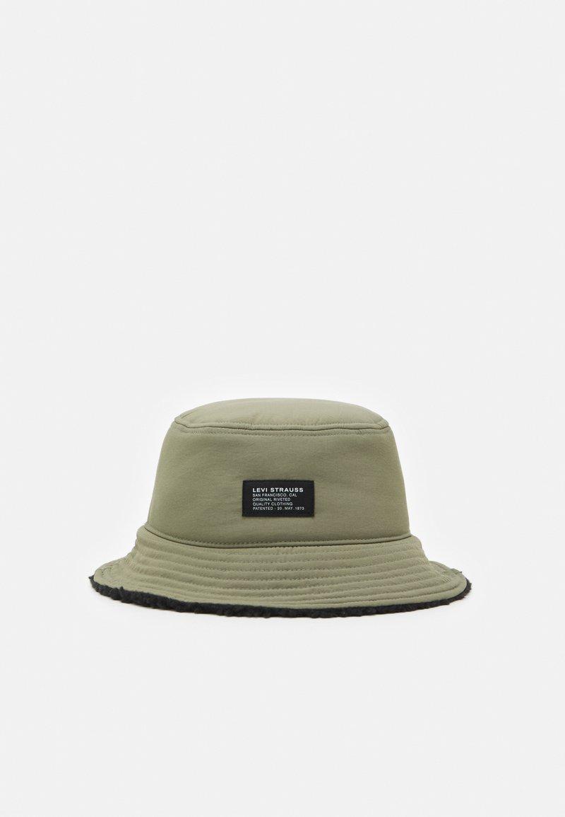 Levi's® - LINED BUCKET HAT UNISEX - Sombrero - olive