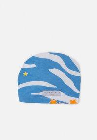 Never Fully Dressed Kids - AQUA ZEBRA PRINT TURBAN - Beanie - multicoloured - 1