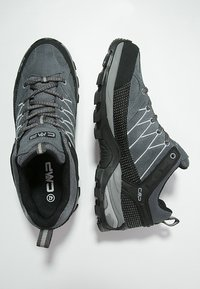 CMP - RIGEL LOW TREKKING SHOES WP - Hiking shoes - grey/mineral - 1