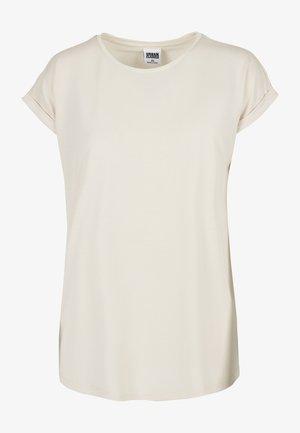 Jednoduché triko - whitesand