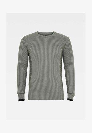 Jumper - grey heather