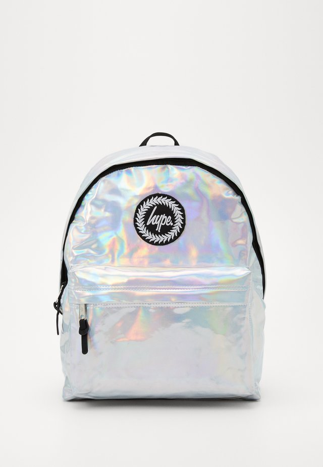 BACKPACK HOLOGRAPHIC - Ryggsekk - silver