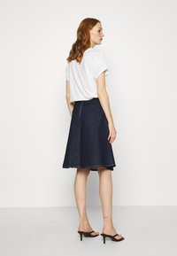 JUST FEMALE - WINNIE SKIRT - A-line skirt - dark denim - 2