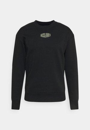 JORWORLD CREW NECK - Sweatshirt - black