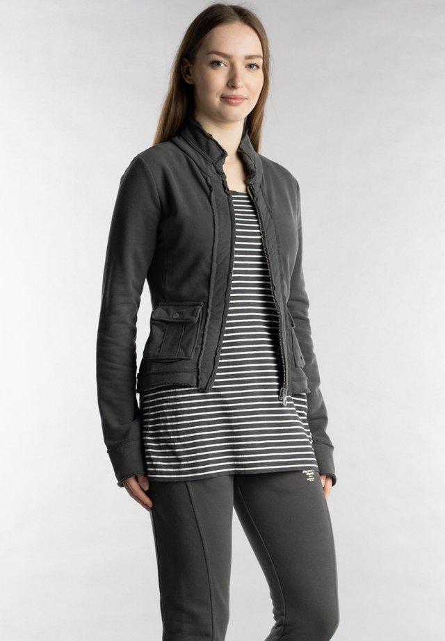 COCO - Summer jacket - metallic grey