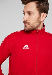 adidas Performance - CORE 18 - Training jacket - powred/white - 5