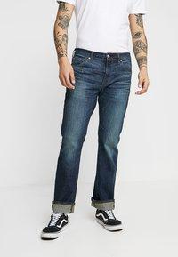 Levi's® - 527™ SLIM BOOT CUT - Bootcut jeans - durian super tint overt - 0