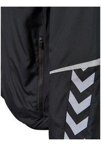Hummel - CHARGE - Sports jacket - black - 3