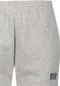 one more story - ICON - Tracksuit bottoms - silver grey melange - 5