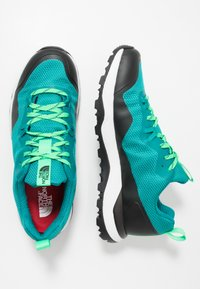 The North Face - M ACTIVIST FUTURELIGHT - Hiking shoes - verdial/black - 1