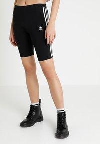 adidas Originals - CYCLING SHORT - Shorts - black - 0