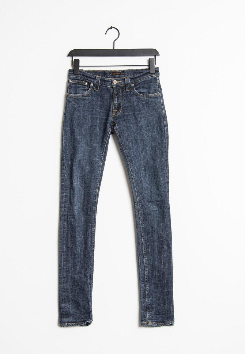 Nudie Jeans - Slim fit jeans - blue
