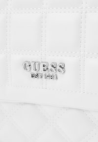 Guess - KAMINA FLAP - Across body bag - white - 4